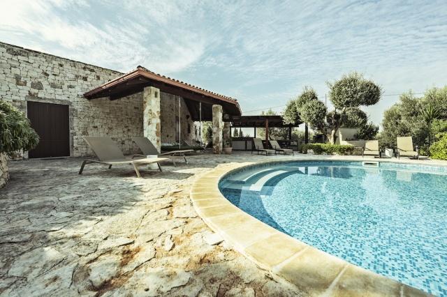 Villa En Trulli Ostuni Met Groot Zwembad 3