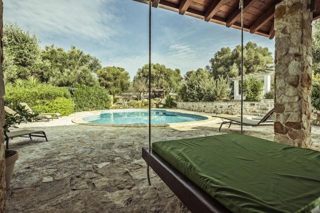 Villa En Trulli Ostuni Met Groot Zwembad 4