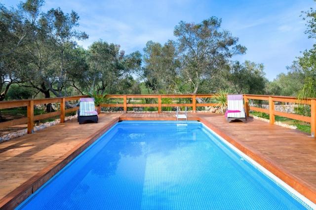Villa Met Overdekte Veranda En Zwembad Bij Otranto 10