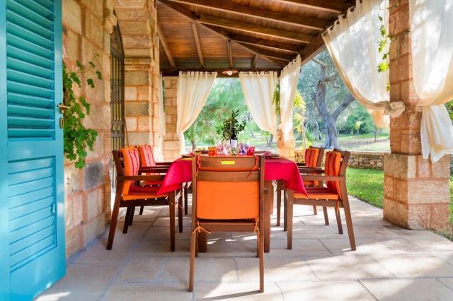 Villa Met Overdekte Veranda En Zwembad Bij Otranto 12