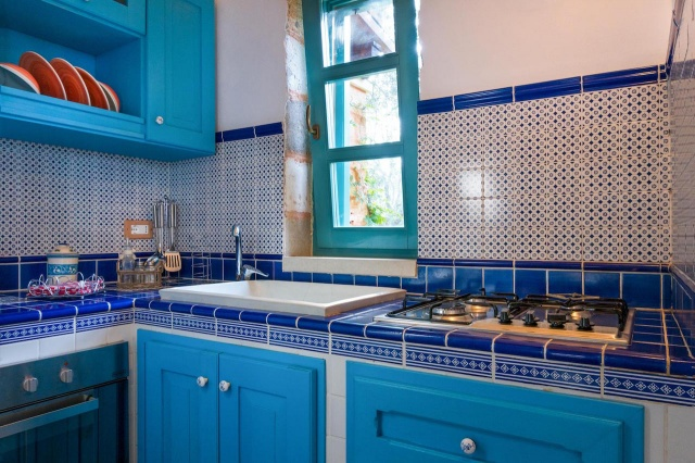 Villa Met Overdekte Veranda En Zwembad Bij Otranto 17