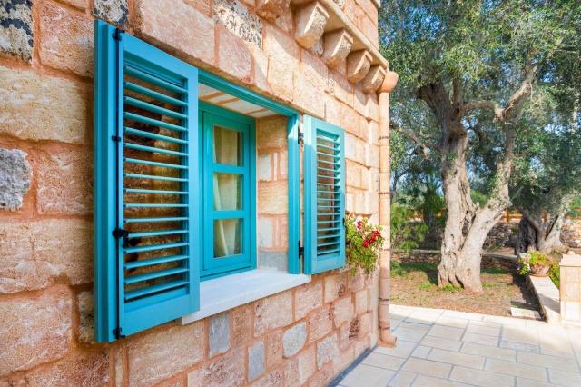 Villa Met Overdekte Veranda En Zwembad Bij Otranto 28