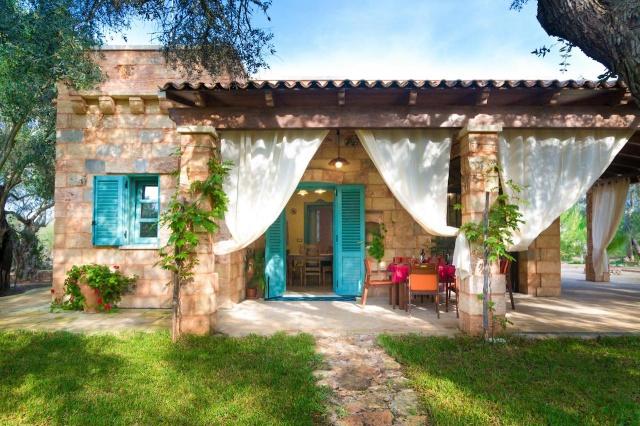 Villa Met Overdekte Veranda En Zwembad Bij Otranto 3