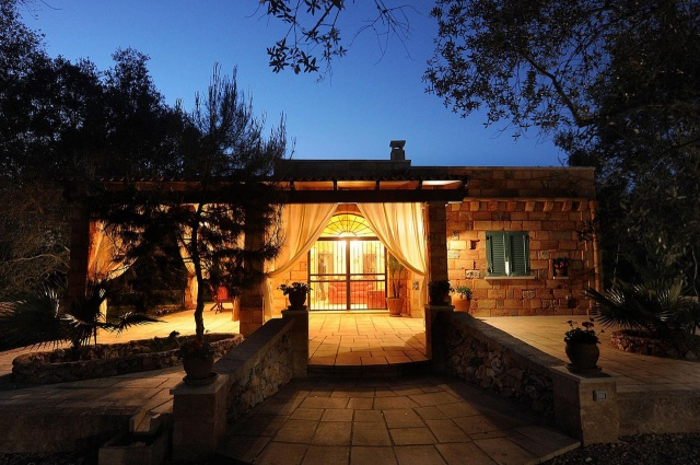 Villa Met Overdekte Veranda En Zwembad Bij Otranto 30