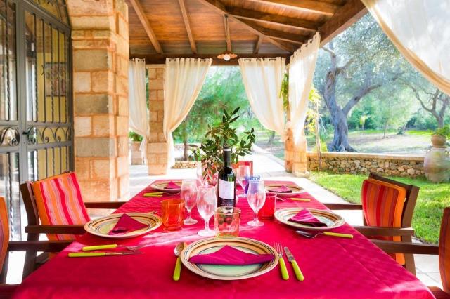 Villa Met Overdekte Veranda En Zwembad Bij Otranto 4