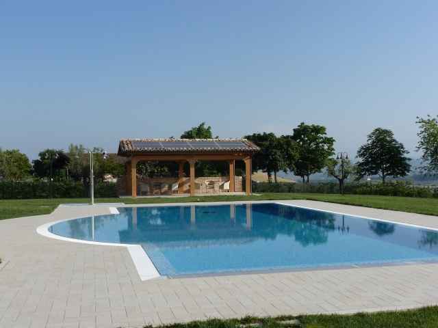 02 Residence Met Zwembad Abruzzo