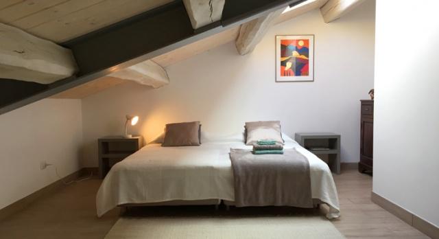 09 Villa Montecalvo Appartement Vista Mare Zolderkamer