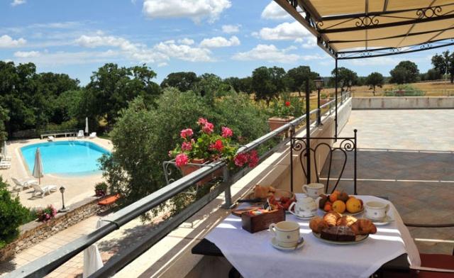 1 Appartement In Masseria Met Zwembad In Puglia