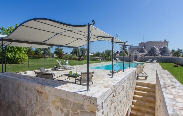 20150216053238Kleine Trullo Voor 4p Met Zwembad Puglia 12