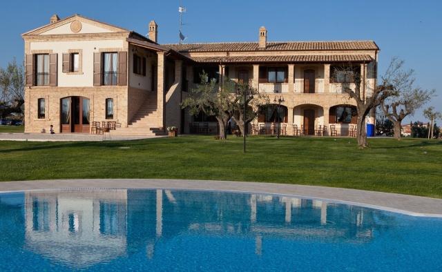 2015101404474204 Residence Met Zwembad Abruzzo