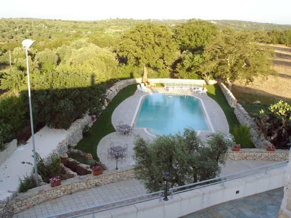3 Appartement In Masseria Met Zwembad In Puglia