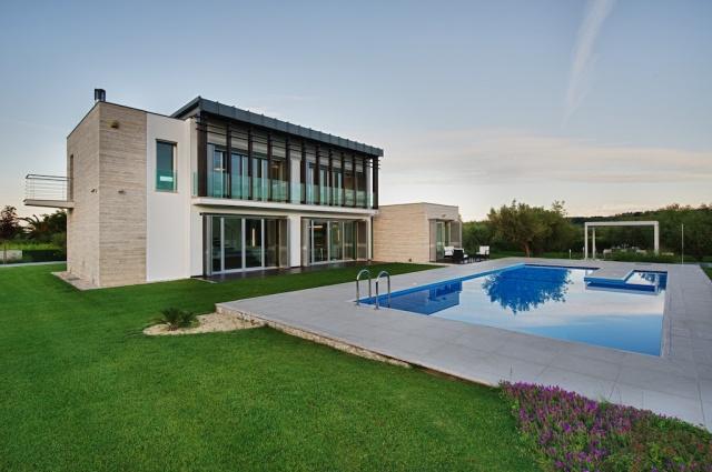 3 Luxe Villa Met Zwembad In Abruzzo