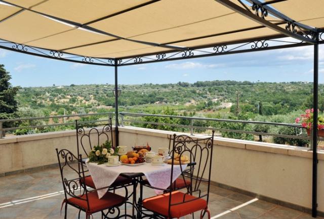 4 Appartement In Masseria Met Zwembad In Puglia
