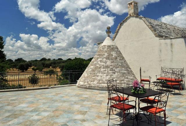 5 Appartement In Masseria Met Zwembad In Puglia