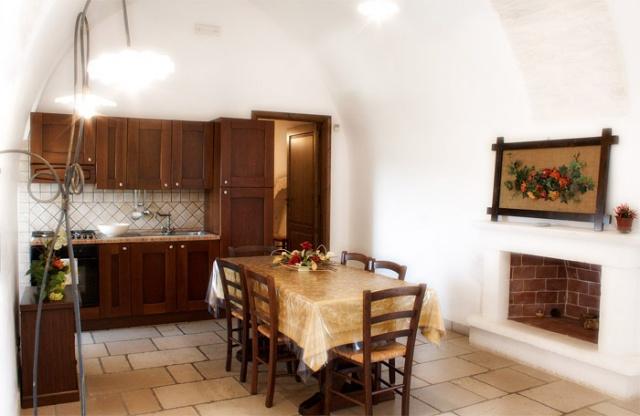 7 Appartement In Masseria Met Zwembad In Puglia