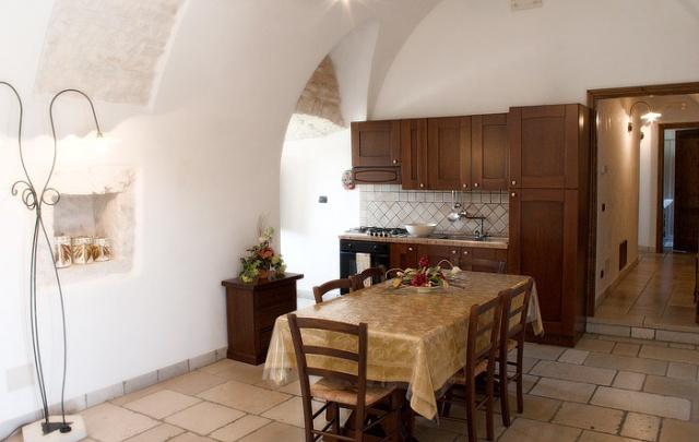 8 Appartement In Masseria Met Zwembad In Puglia