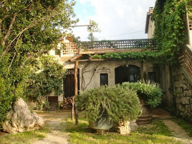 Abruzzo Vakantie Agriturismo Appartement Terras 4 ABV0120D