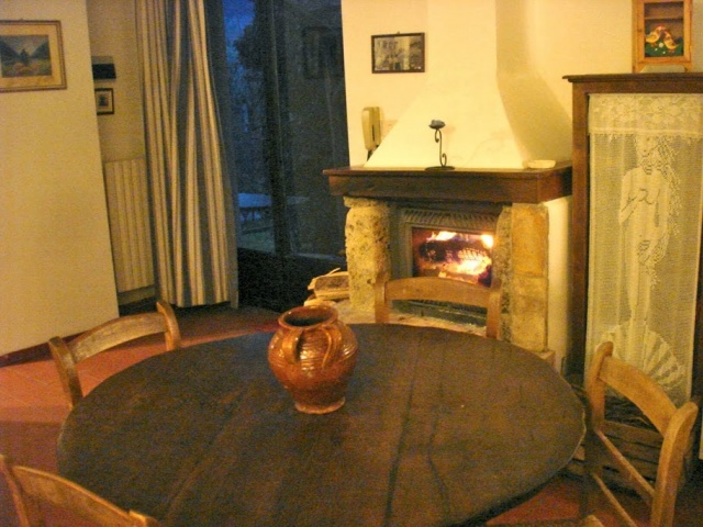 Abruzzo Vakanties Agriturismo Appartement ABV0120F Woonkeuken 2