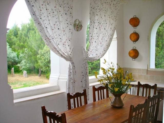 Abruzzo Agriturismo Appartement ABV0120B Keuken4