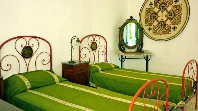 Abruzzo Agriturismo Appartement ABV0120B Slaapkamer2
