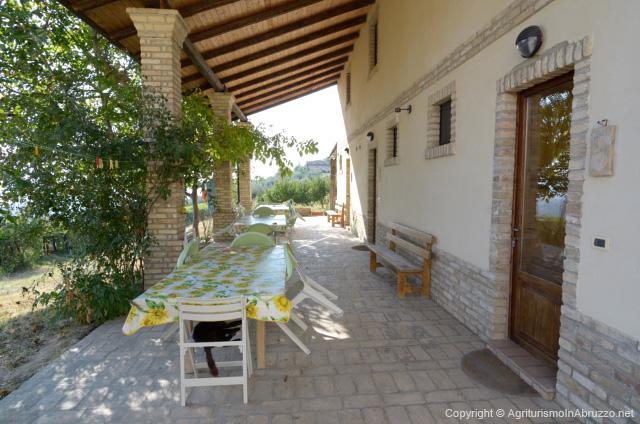 Abruzzo Agriturismo Met Zwembad Pescara9
