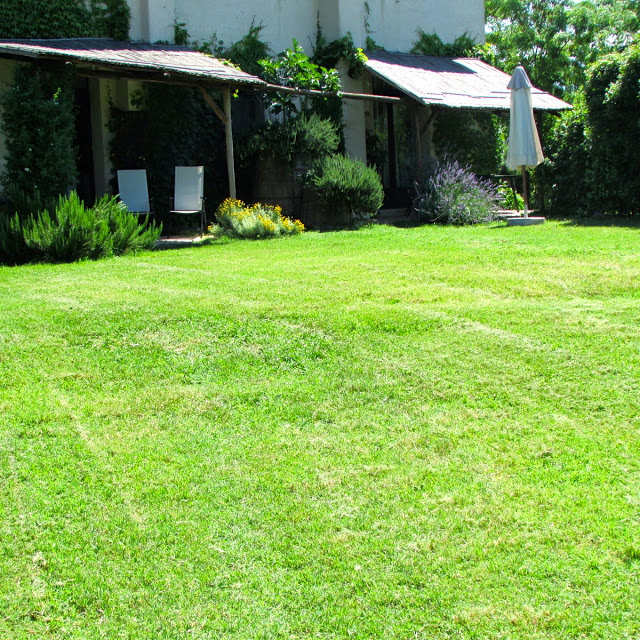Abruzzo Agriturismo Vakantie Appartement ABV0120E Terras 2