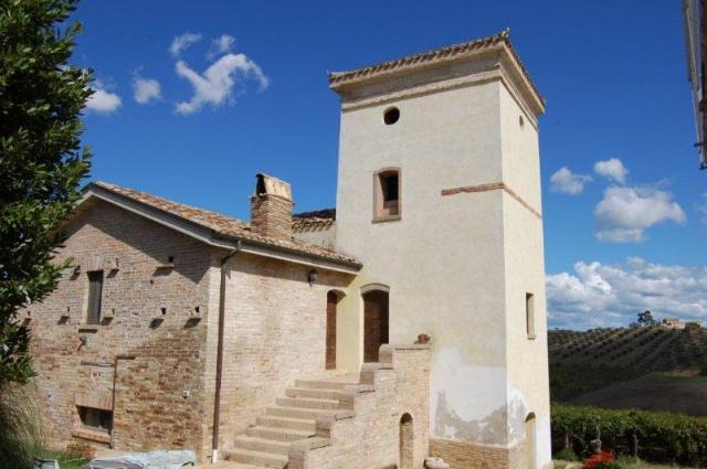 Abruzzo Vakantie Torenwoning