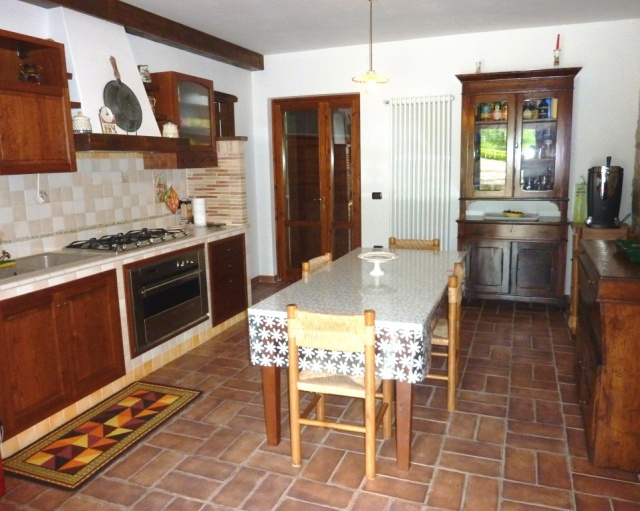 Abruzzo Vakantiehuis ABV1460 Keuken