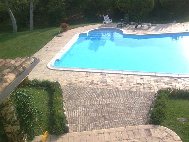 Abruzzo Vakantiehuis Met Zwembad 2