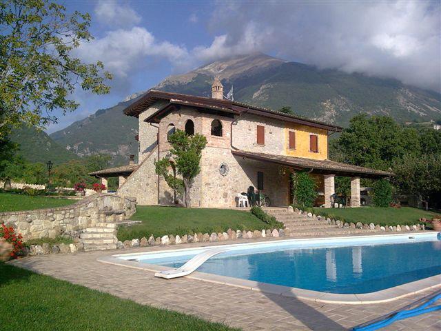 Abruzzo Vakantievilla Met Zwembad