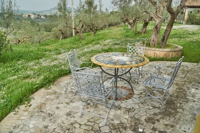 Agriturismo Abruzzo Met Zwembad 12