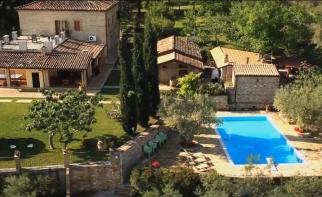 Agriturismo Abruzzo Met Zwembad 24