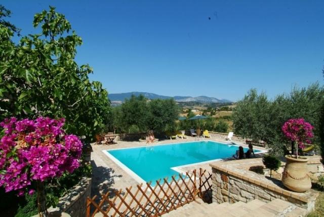 Agriturismo Abruzzo Met Zwembad 5