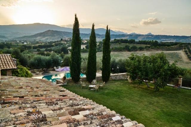 Agriturismo Abruzzo Met Zwembad 7