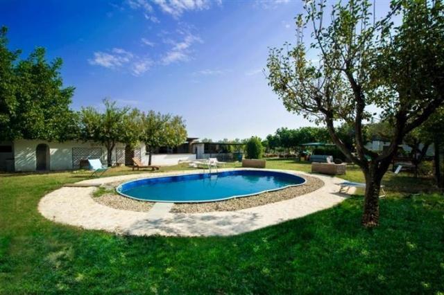 Agriturismo Abruzzo Zwembad 13