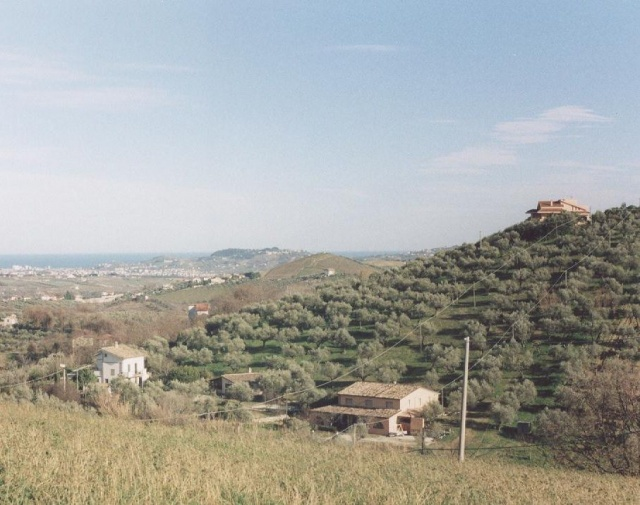 Agriturismo In Abruzzo Met Zwembad24a