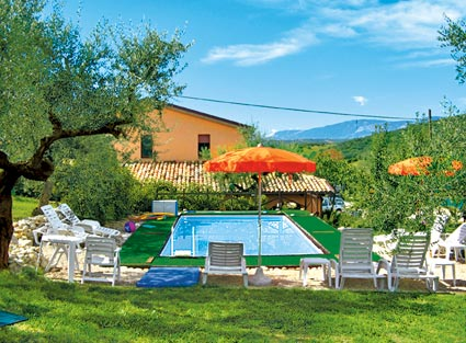 Agriturismo In Abruzzo Met Zwembad 10a