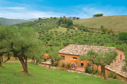 Agriturismo In Abruzzo Met Zwembad 2a