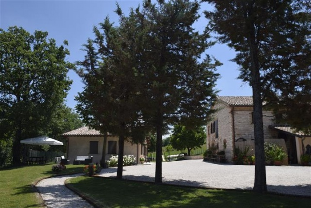 Agriturismo 2 Met Zwembad In Le Marche 35