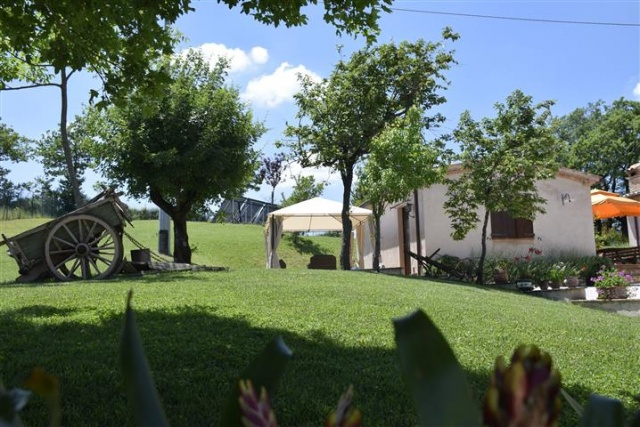 Agriturismo Met Zwembad In Le Marche 53