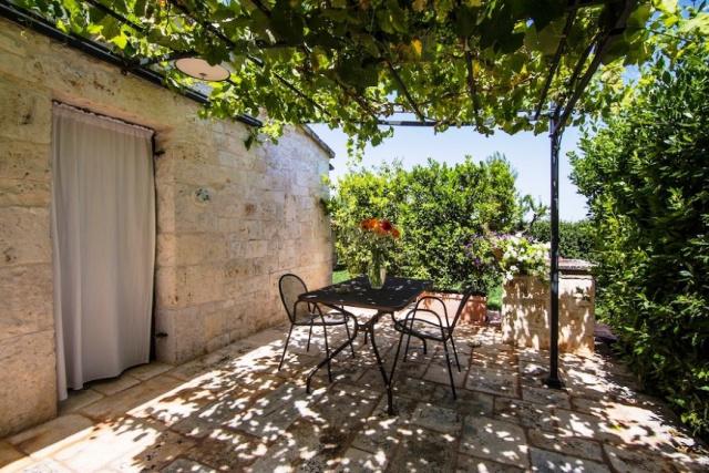 Alberobello Trulli Appartement Zwembad PV0570A 4a