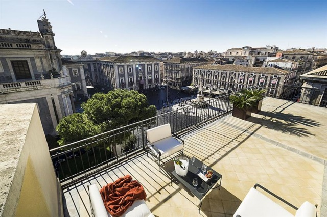 Appartement Catania Sicilie 2