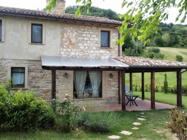 Appartement Le Marche Zwembad 15
