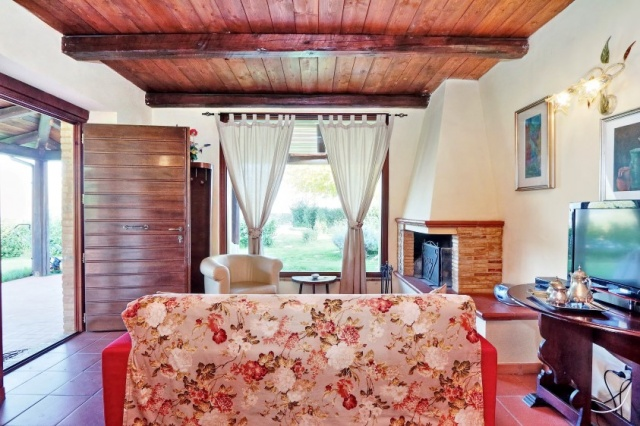 Appartement Le Marche Zwembad 4