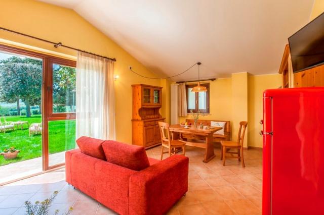 Appartement Le Marche Vlakbij Zee LMV3370B Woonkeuken 1