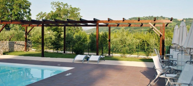 Appartement In Agriturismo Met Pool 1