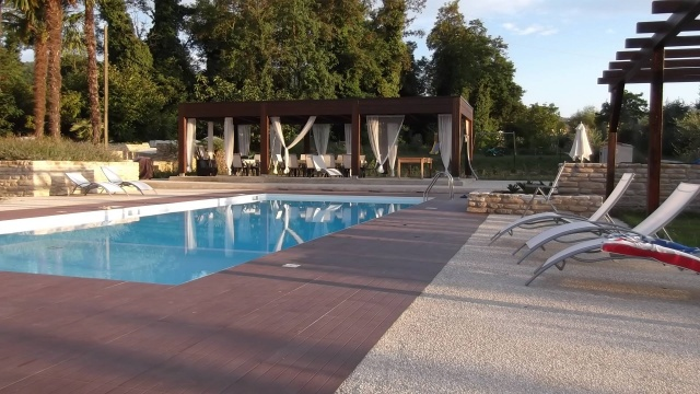 Appartement In Agriturismo Met Pool 11