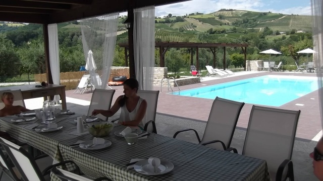 Appartement In Agriturismo Met Pool 12