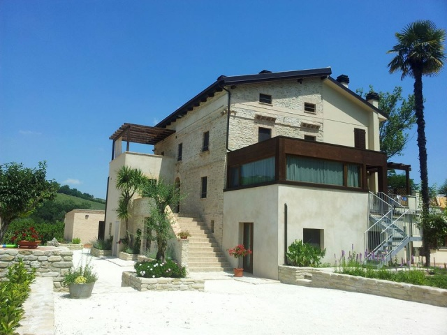 Appartement In Agriturismo Met Pool 15