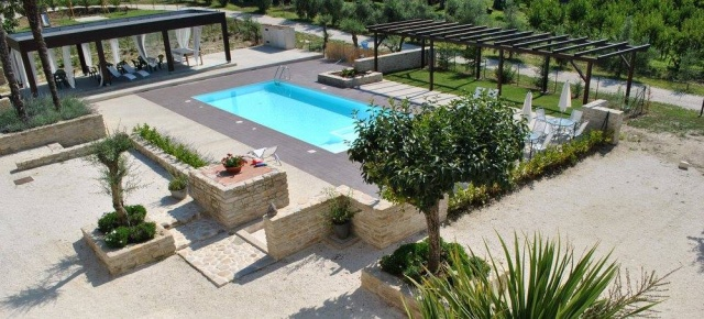 Appartement In Agriturismo Met Pool 3